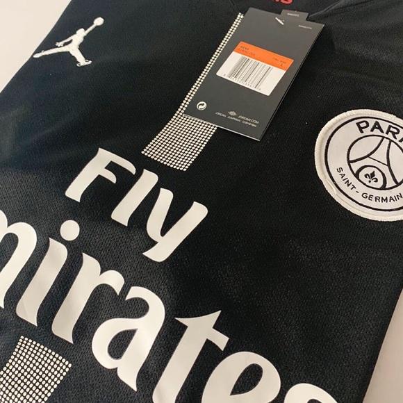 a57c3680b630 Jordan Other - Jordan PSG 18-19 Black Champions League Kit